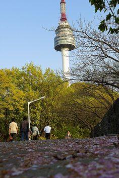 Seoul Tower - Namsan, South Korea