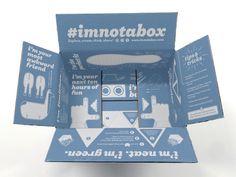 New Zappos Box Design