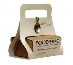 Brilliant restaurant To-Go packaging!