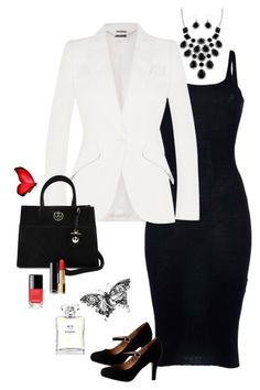 Just for Me by carolannstyle on Polyvore featuring Gentryportofino, Alexander McQueen, Loungefly and Chanel