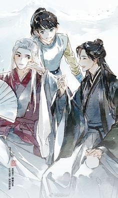 Anime Guys, Me Me Me Anime, One Piece Comic, Fanart, Chinese Art, Cute Art, Anime Characters, Chibi, Anime Angel