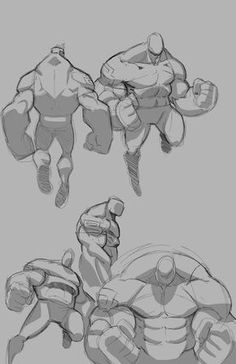 Darius Sketches by roidboy