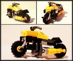Yellow chopper miniscale | by teizetzet