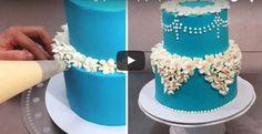 Buttercream Cake Decorating Ideas
