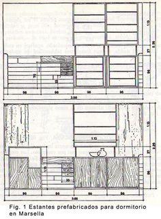 Aplicaciones del Modulor:entre los objetos de uso y el arte - Jose Lee Servicios Arquitectura En Costa Rica