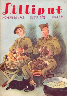 girlinthejitterbugdress.com likes this Lilliput, November 1942 two of my faves WWII Vintage and Scotties! Check out my blog, http://wp.me/p3czXo-os click on jitterbug link. #vintage #scottie #dog