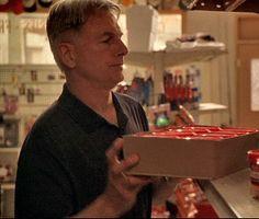 Mark Harmon as Leroy Jethro Gibbs in the NCIS episode Heartland