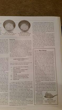 Honey-wheat dinner rolls - Cook's Illustrated