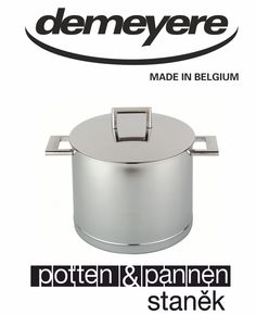 Belgian brand of premium cookware. Member of Zwilling group.
