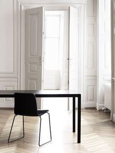Table T12 / Rectangulaire - 160 x 80 cm - Hay