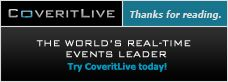 CoverItLive: Live Events and Social Engagement Waiting For Tomorrow, Blog Live, Live Events, Replay, Drill, Blogging, Thankful, Sayings, Reading