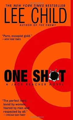 One Shot by Lee Child. Just listened to this one on a road trip. Obviously not the best literature around (it's Lee Child) but pretty good