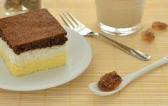 Ciasto polecam szczególnie tym, którzy lubią serniki i chcą odpocząć od ciast z kremami i masami.