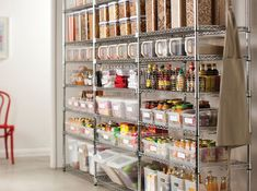 organizing home, pantry, voorraadkast opruimen, organiseren, netjes indelen