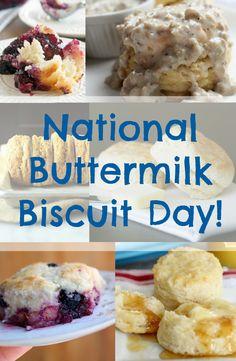 Buttermilk Biscuit Recipes
