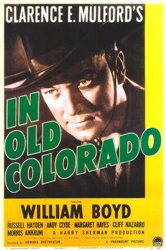 In Old Colorado - 1940