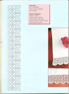 Labores bolillos 4 - fleursdebleuets - Picasa Web Albums