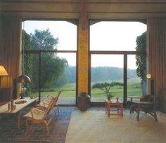 Gehrt Bornebusch, Villa Hoff - 1971