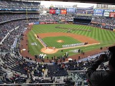New York Yankees Luxury Suite Behind Home Plate - Autographs, Celebrity Appearances and Tickets