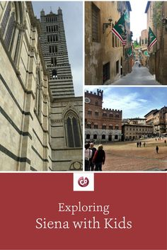 Highlights of Siena, Italy with kids