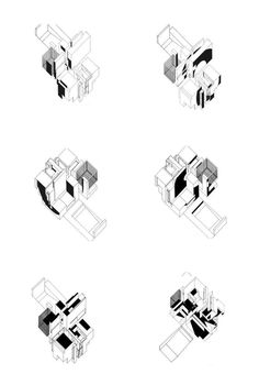 Drawing ARCHITECTURE | House X