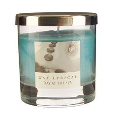 Wax Lyrical Day at the Spa Candle - relax and unwind Scented Candles, Candle Jars, Wax Lyrical, Own Home, Diffuser, Lyrics, Shabby Chic, Spa, Gifts