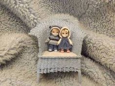 Miniature Handmade Mini TOY Baby Girl Dolly Tiny ART Doll Ooak Dollhouse Artisan | eBay