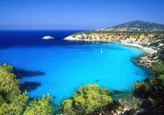 CALA D'HORT, Ibiza, Balearic Islands, SPAIN. Unofficial naturist beach #naturistbeach #nudistbeach ➳ wilderness beach