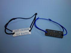 Les bracelets du SC Bastia