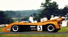 Denny Hulme McLaren M-20 Mid Ohio 1972