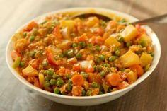 Vegetarian Korma Recipe (Paleo)