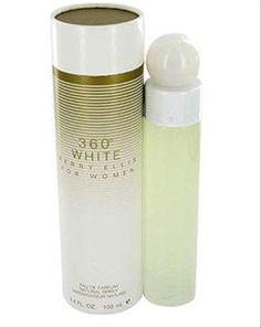 360 WHITE 3.4 OZ Eau De Parfum Spray By PERRY ELLIS For WOMEN