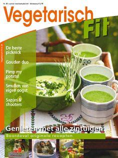 Magzine Vegetarisch Fit