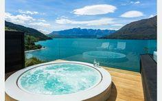 Matakauri Lodge, Hotel de lujo y Restaurante gourmet a orillas de un lago…