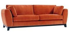 Image result for old orange sofas two