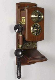 Farmhouse telephone