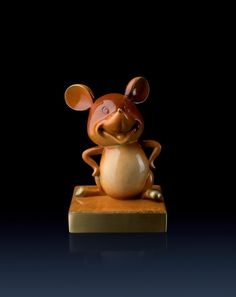 Brass Master Home decor sculpture - Metal crafts ornaments statue - Happy Rat 3020001 Special Price: $299.00 Links: http://www.amazon.com/gp/product/B00KJJHEYM