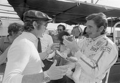 ... Formula One racing driver Jo Siffert dies after crash at Brands Hatch