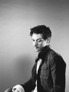James McAvoy - I like him with a bit o' scruff, just so I don't feel as much of a perv for fancying him.