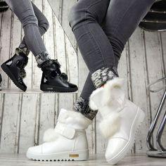 13 nejlepších obrázků z nástěnky zimní boty | Kozačky a Obuv