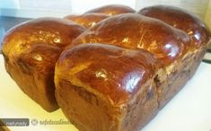 Romanian Food, Romanian Recipes, Loaf Cake, Beignets, Cookie Desserts, Sweet Bread, Cakes And More, Diy Food, Nutella