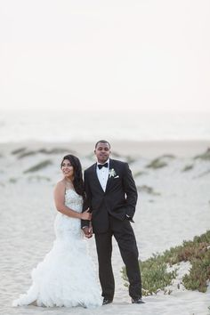 Gorgeous shot of the bride & groom | Classic California Wedding by Bryan N Miller Photography