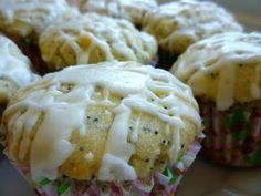 YummyAllergenFree: Lemon Poppy Seed Muffins-Gluten Free, Dairy Free, and Egg Free