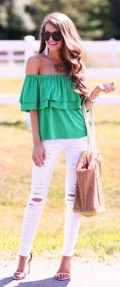 Cute Outfit Ideas To Copy Right Now 2