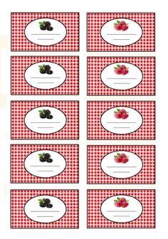 tiquettes pour pot de confiture imprimer sur http. Black Bedroom Furniture Sets. Home Design Ideas