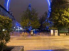 A Roda viva em Londres