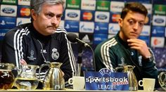 Mourinho blocked Ba move to 'title contenders' Arsenal after Ozil move  Jose Mourinho has admitted that he blocked Demba Ba's move to Arsenal after hearing they had signed Mesut Ozil.