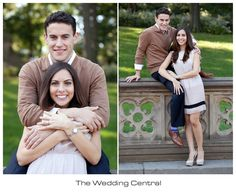 Central Park Engagement Photos - NYC Wedding Photographer