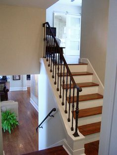 Modern Home Iron Railing Design, Pictures, Remodel, Decor and Ideas