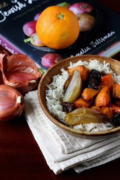 Mango & Tomato: Roasted Carrot And Sweet Potato Tzimmes From The Seasonal Jewish Kitchen By Amelia Saltsman
